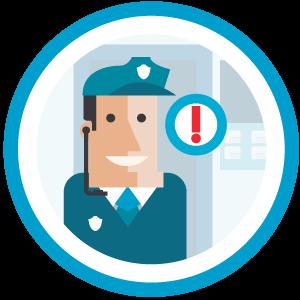 Panic Button App Security Guard