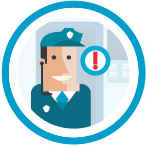 Panic Button App Security Guard